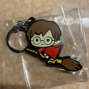 Harry Potter key holder chain
